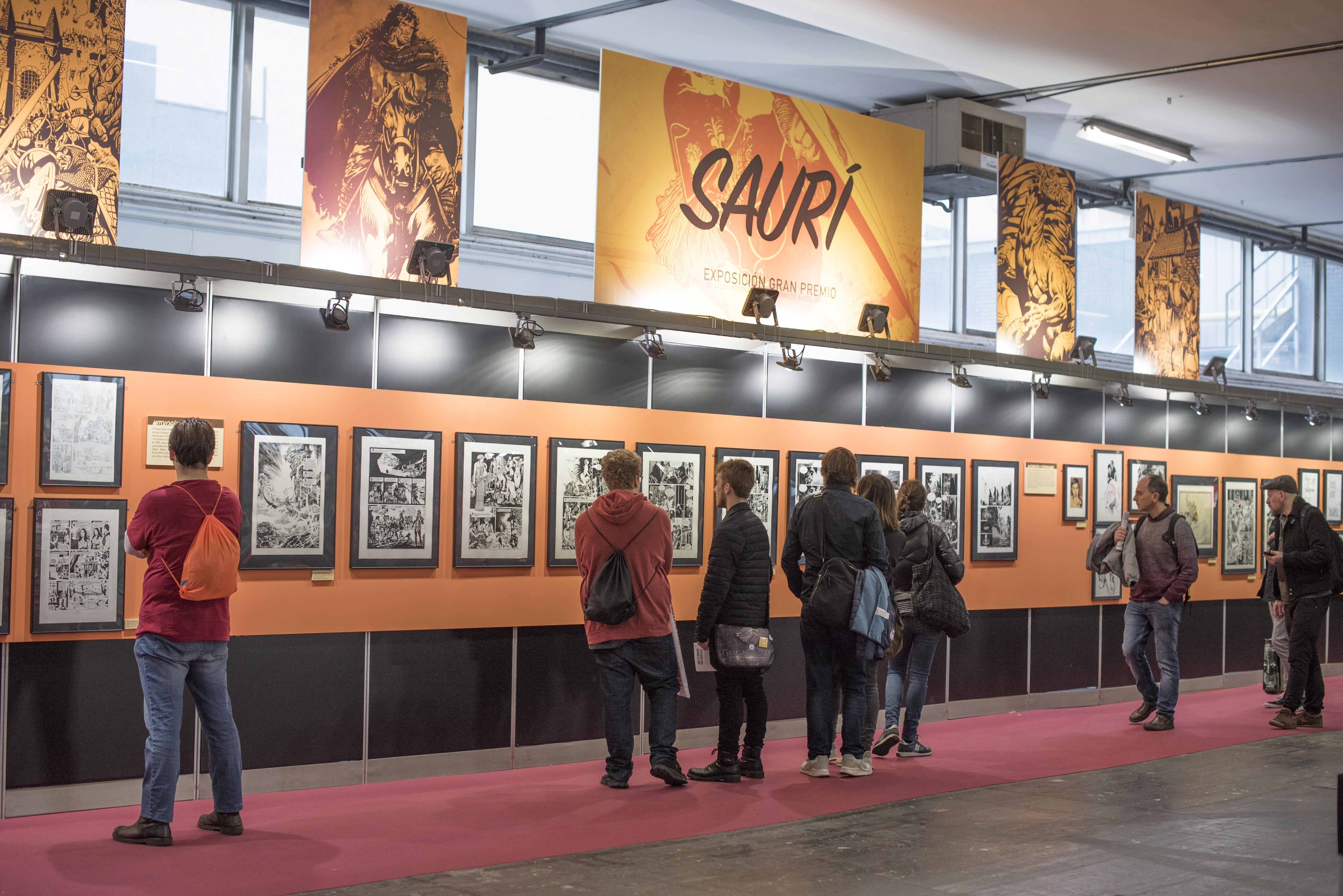 Expo de Martín Saurí