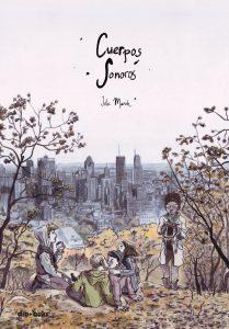 Cuerpos Sonoros, de Julie Maroh