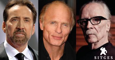 Nicolas Cage, Ed Harris y John Carpenter, tres de los protagonistas del Festival de Sitges 2018.