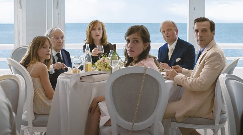 Happy End, de Michael Haneke.