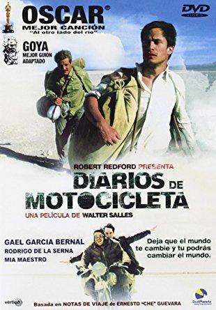 Diarios de Motocicleta, 2004