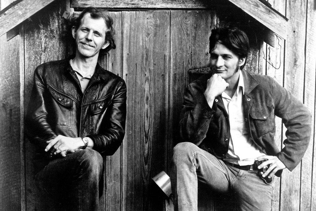 Doug Dillard y Gene Clark