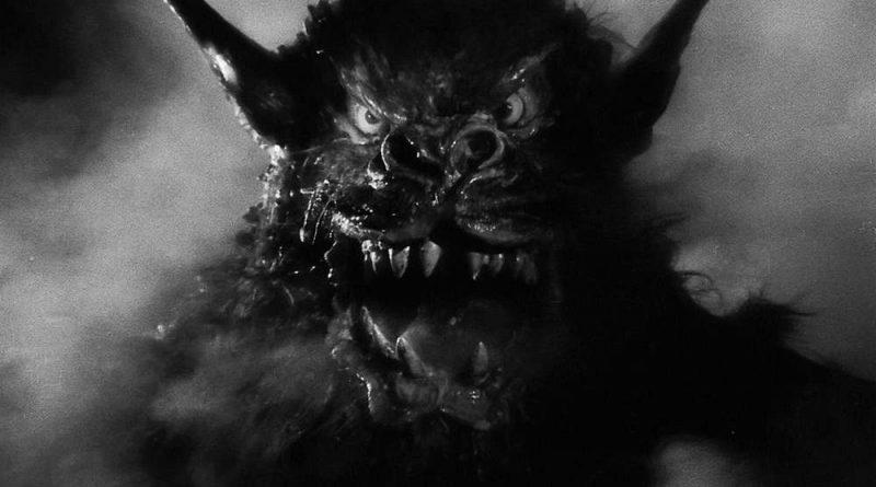 La noche del demonio, de Jacques Tourneur. 1957.