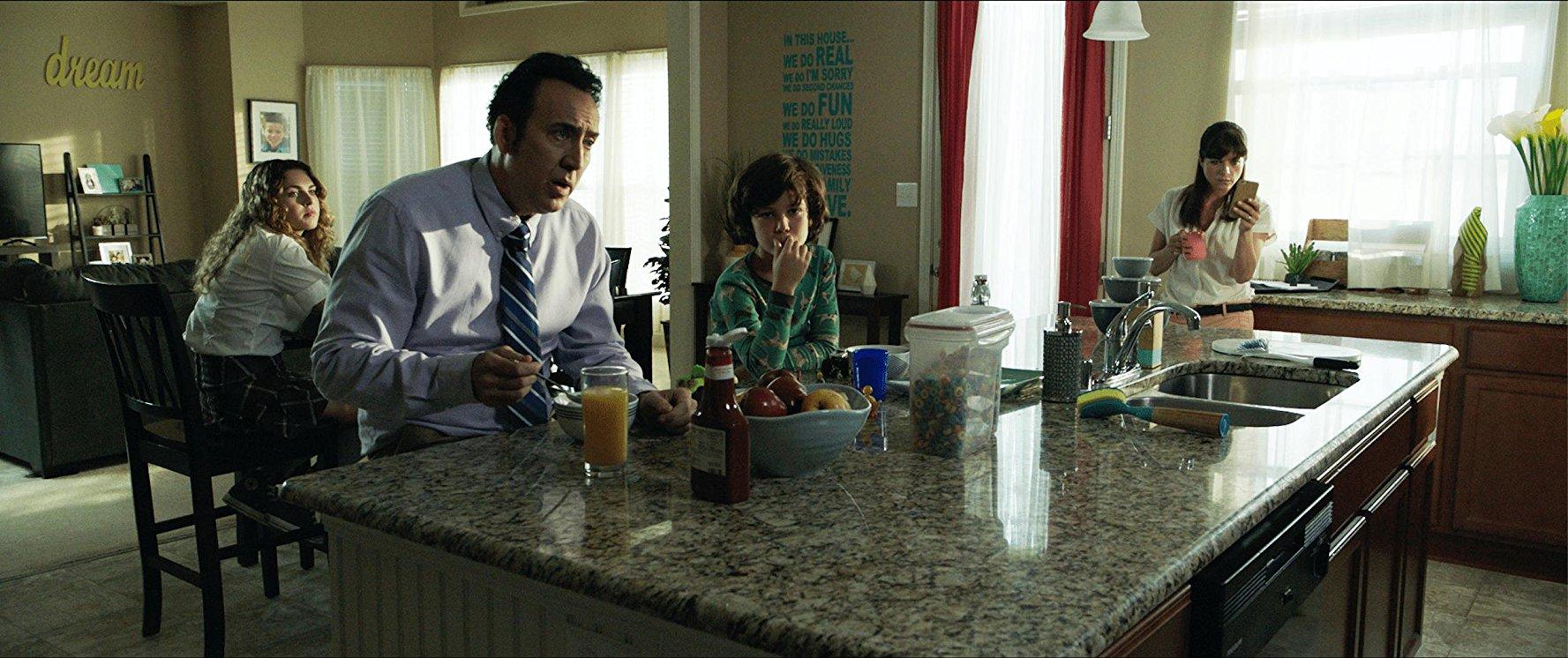 Nice abnormal family.