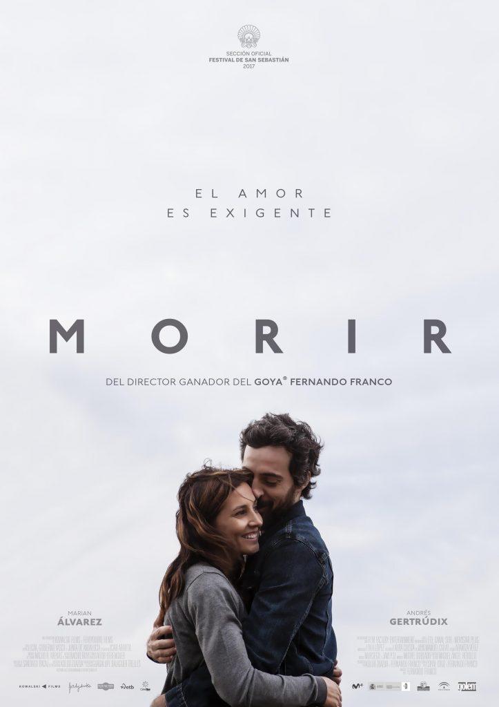 Cartel de Morir, de Fernando Franco. 2017.