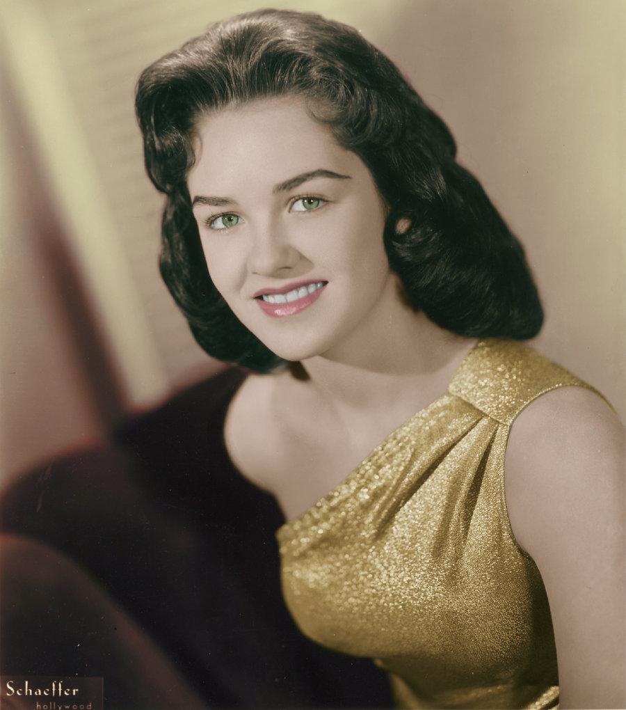 Lorrie Collins, mujer pionera del rockabilly 50's.