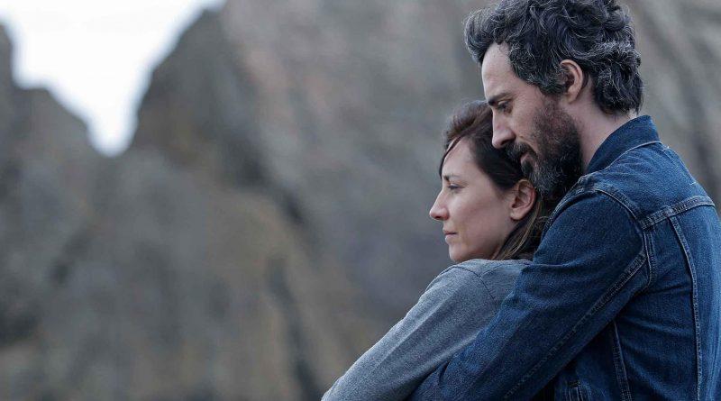 Marián Álvarez y Andrés Gertrudix.
