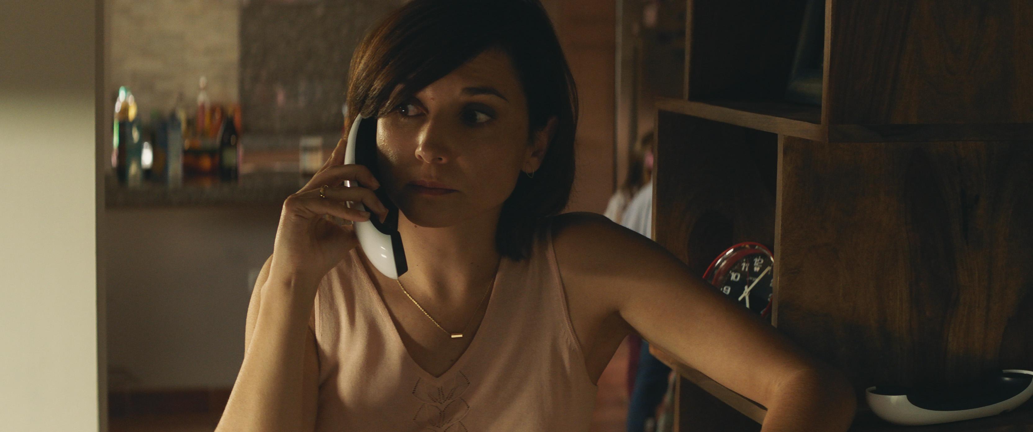 Marian Álvarez en Cuando los ángeles duermen.