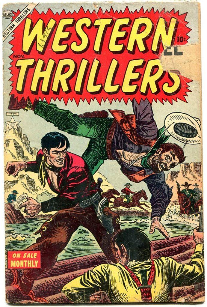 Western thrillers.