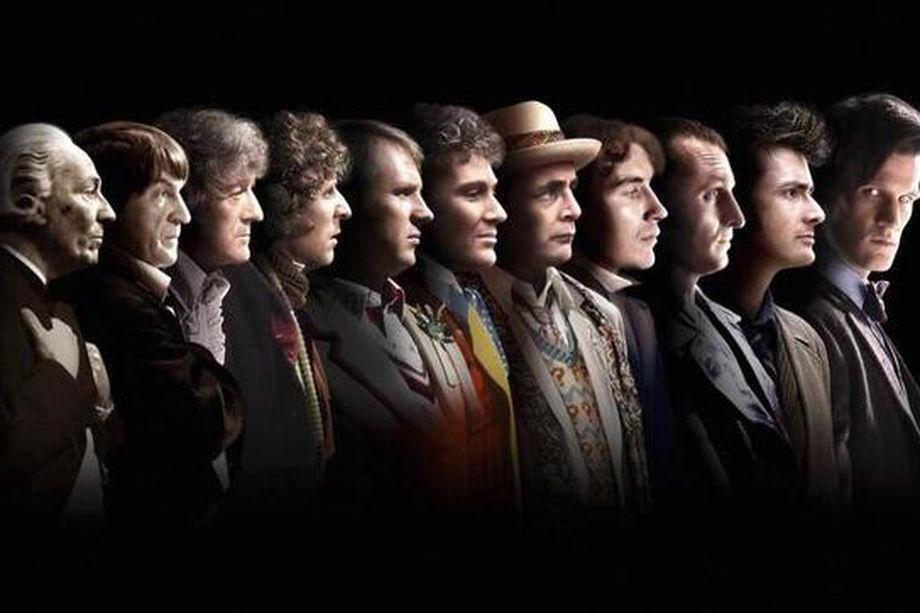 Las mil caras del Doctor Who