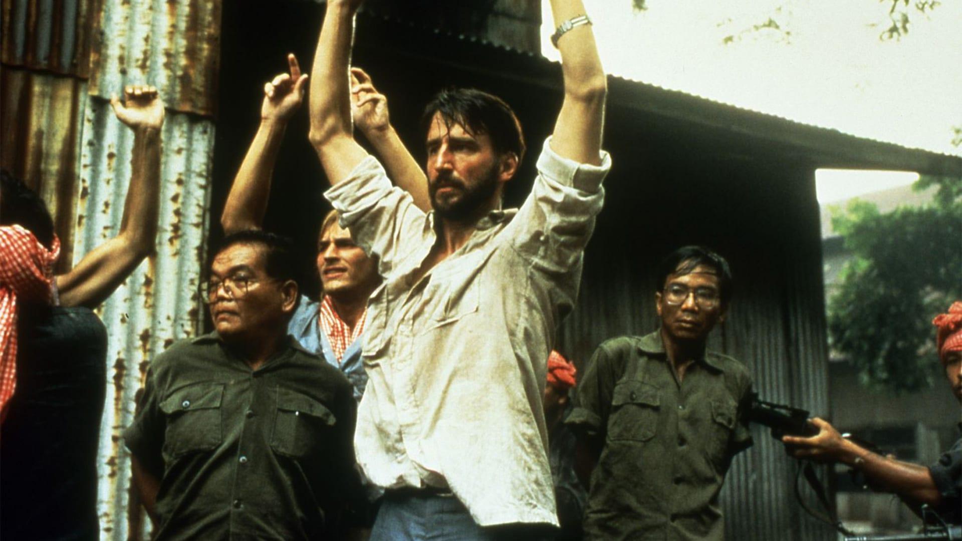 Los gritos del silencio, 1984.