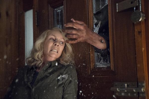 Jamie Lee Curtis vuelve a la franquicia de Halloween.