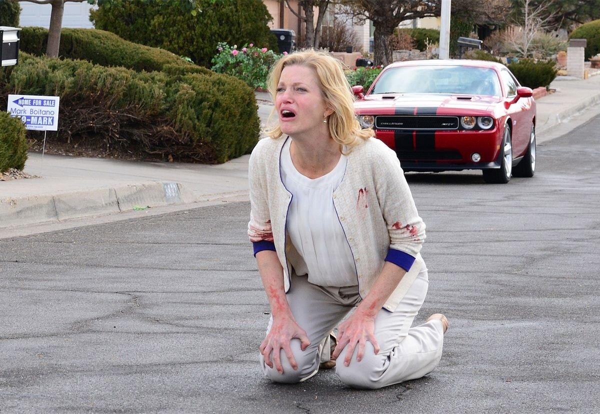 Anna Gunn es Skyler, el personaje más incomprensiblemente odiado del universo Breaking Bad.