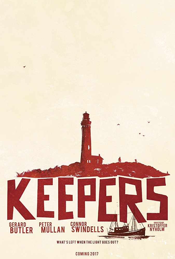 Cartel de Keepers, 2018.