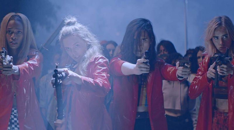 Assassination Nation, 2018.