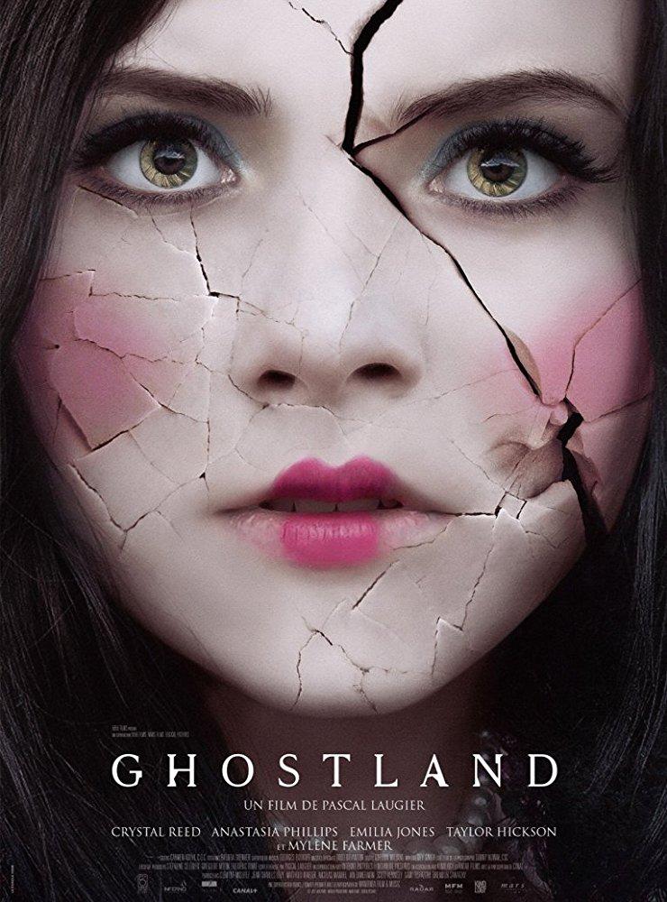 Cartel de Ghostland, 2018