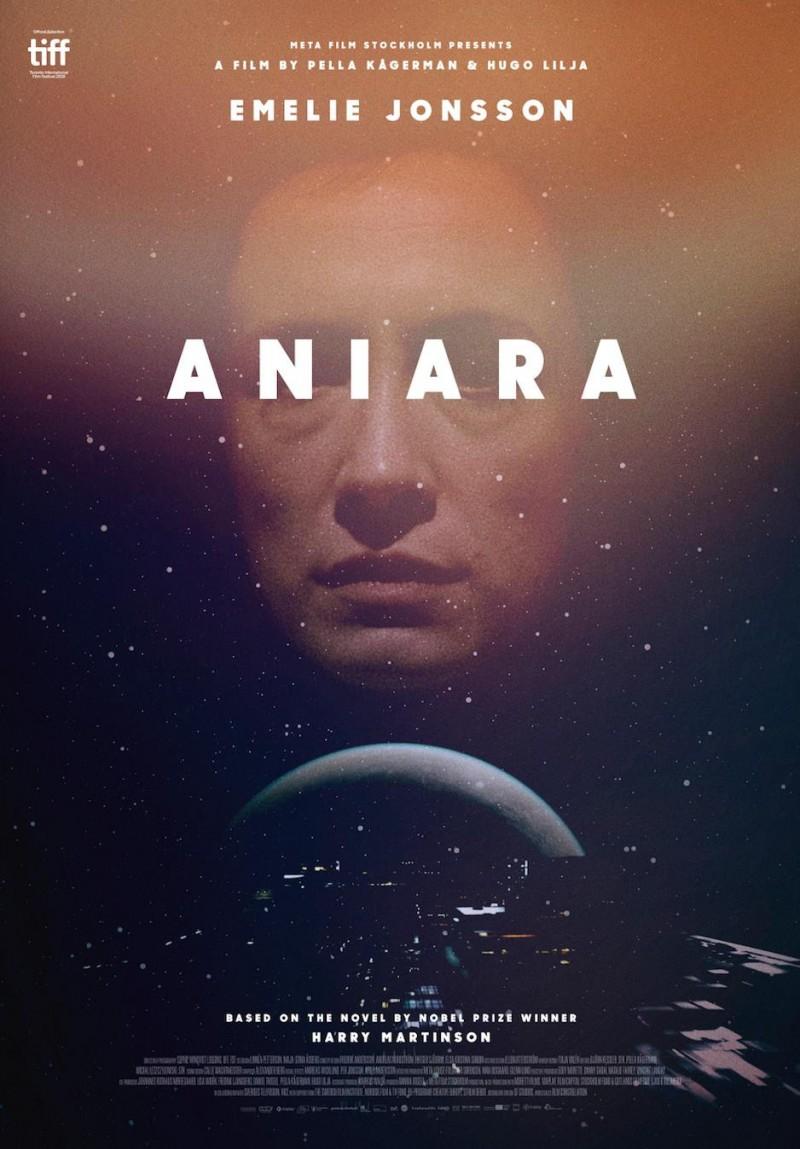 Cartel de Aniara (2018).