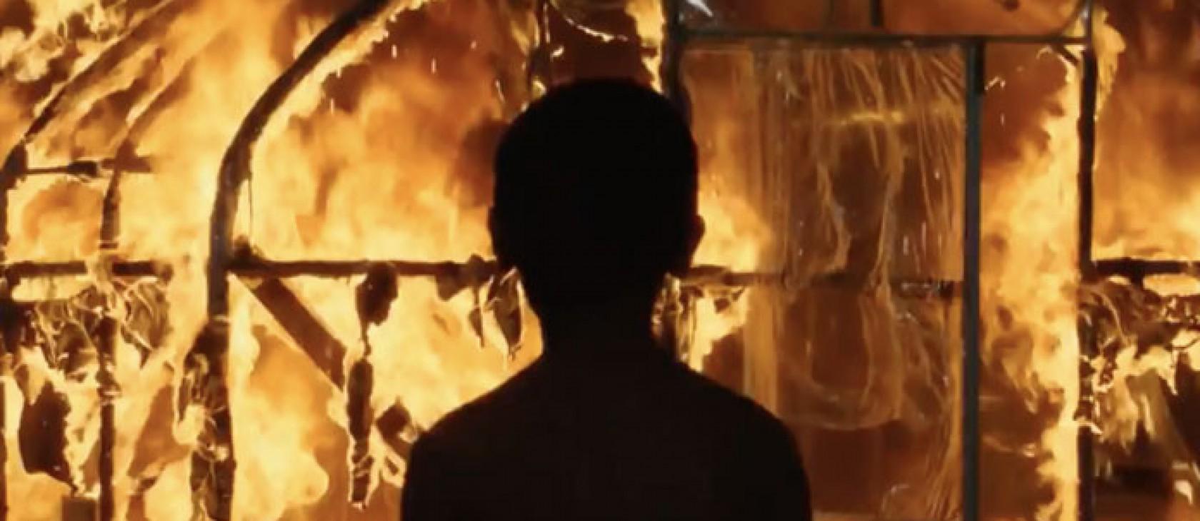 Fuego, camina conmigo.
