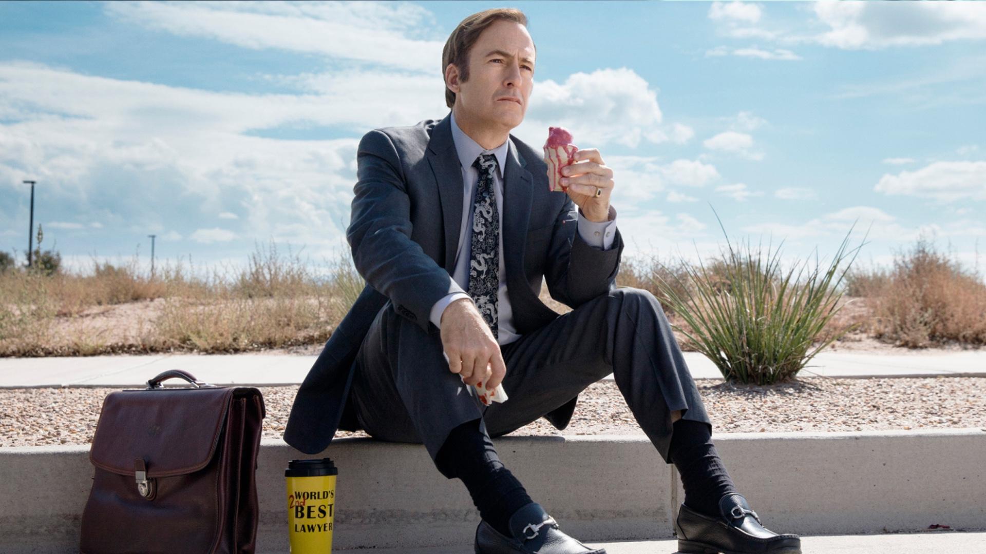 Bob Odenkirk en Better Call Saul.