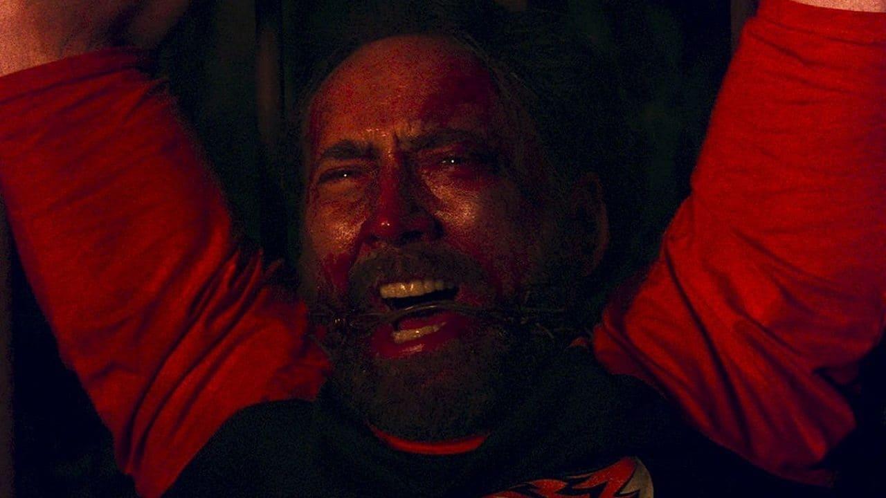 Nicolas Cage en Mandy, de Panos Cosmatos.