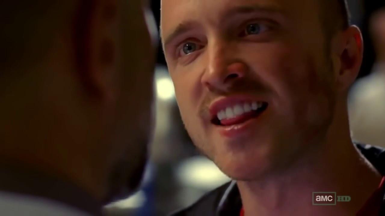 Los dientes de Jesse Pinkman.