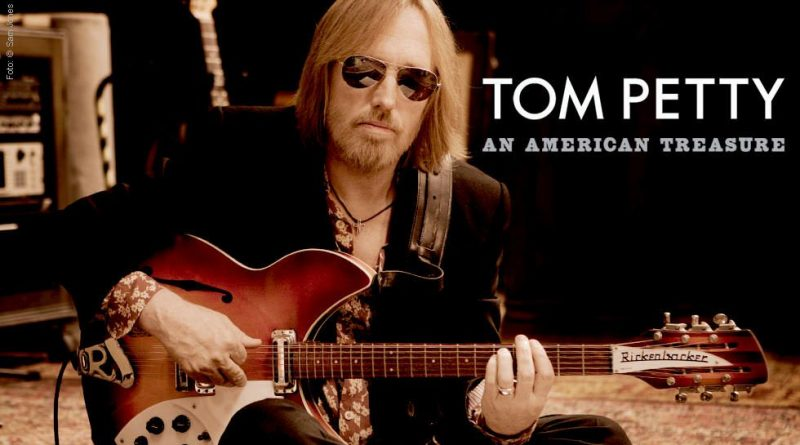 Tom Petty, un tesoro americano