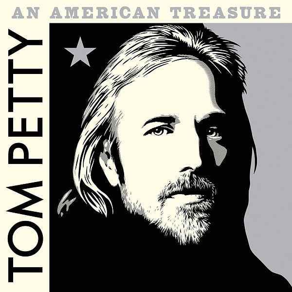 Portada del box set An American Treasure de Tom Petty.