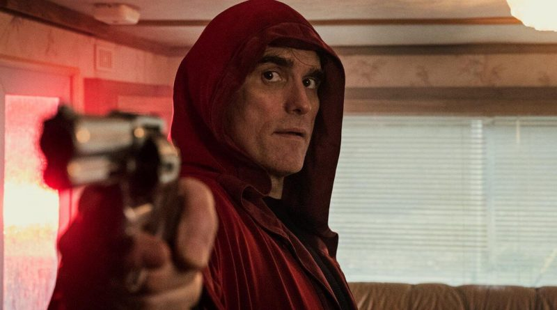 Matt Dillon es un psicópata en The House that Jack Built - La Casa de Jack (Lars Von Trier, 2018).